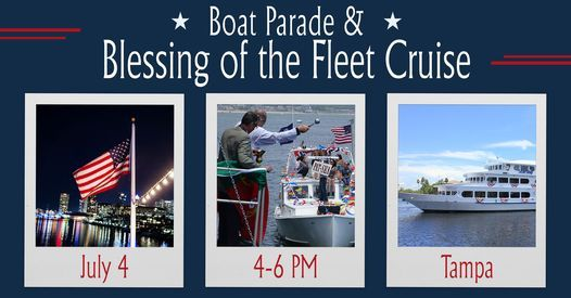 Boat Parade & Blessing of the Fleet Cruise