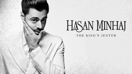 Hasan Minhaj - 5:30 PM Show