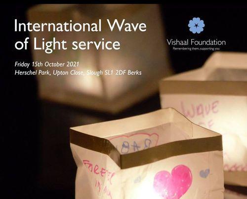 International Wave of Light Service