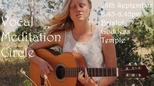 Vocal Meditation Circle