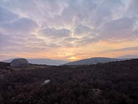 Derrybawn Ridge Sunset Hike, Saturday 3rd July.