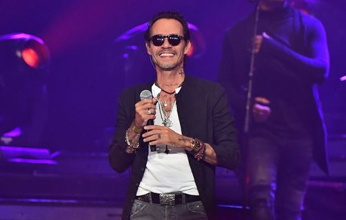 Marc Anthony Show Time 2021