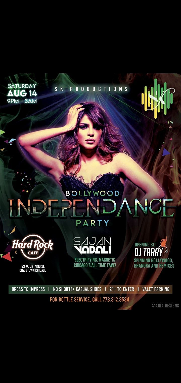 Bollywood Indepen-Dance Party