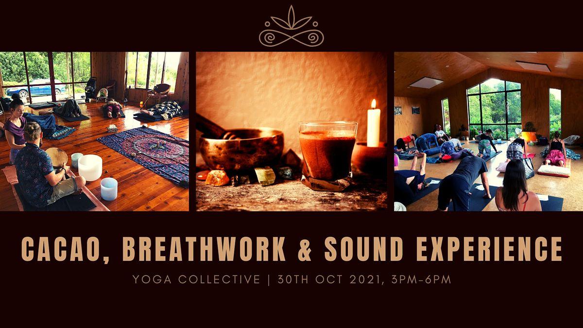 Cacao Ceremony, Breathwork & Sound Healing - Auckland