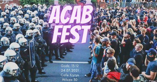 ACAB Fest - Edycja I