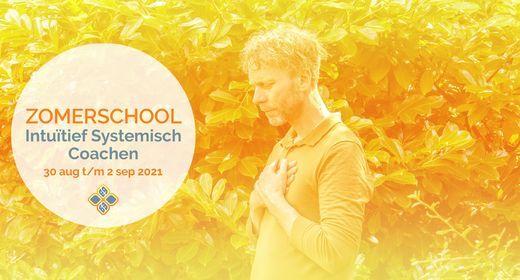 Zomerschool Intu\u00eftief Systemisch Coachen