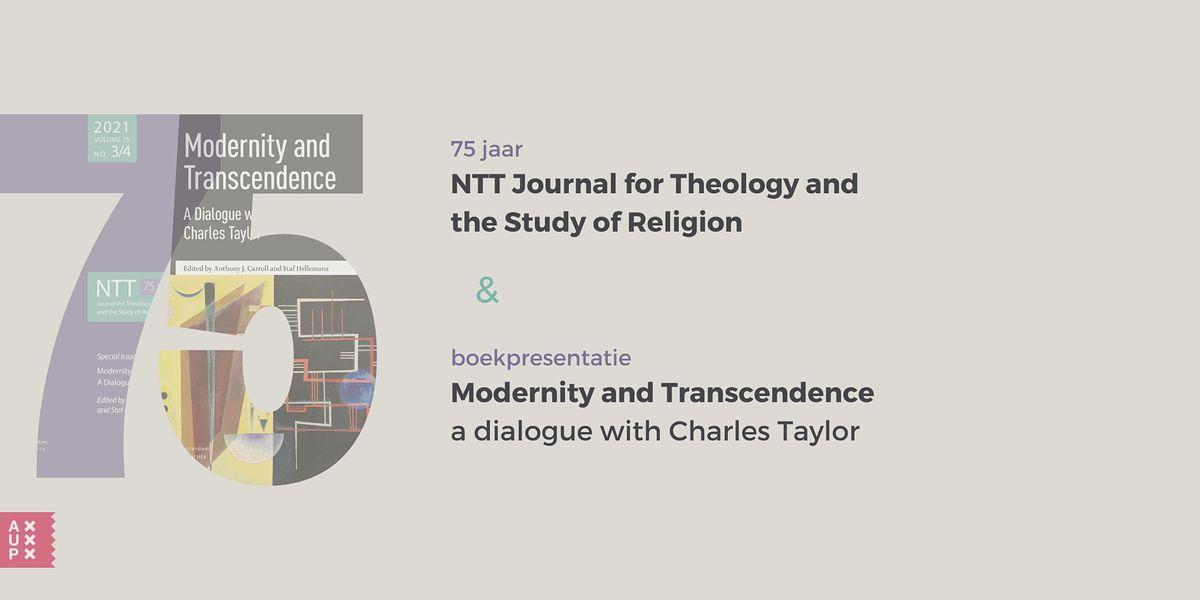 Religieuze Moderniteit en Religie in de Huidige Samenleving - 75 jaar NTT