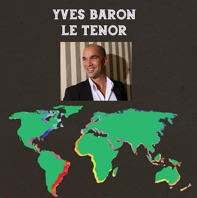 YVES BARON LE TENOR FROM OPERA TO JAZZ