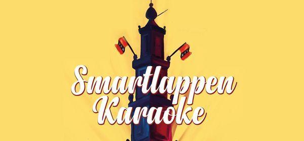 Smartlappen Karaoke in Paradiso