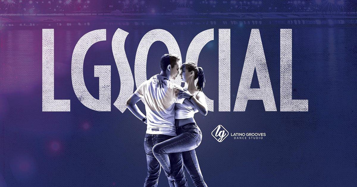 LG Social - Salsa and Bachata Party