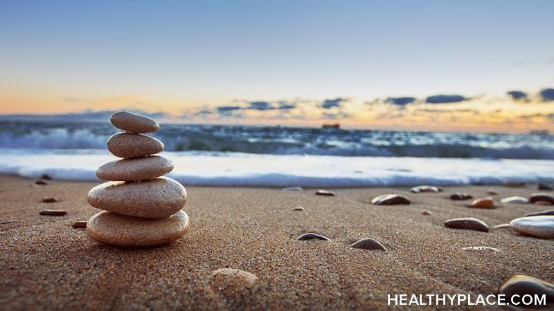 Mindfulness Beach Trip