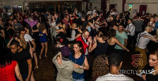 We're BACK Dancing!... Salsa & Bachata Monthly Party
