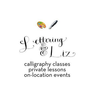 Lettering By Liz