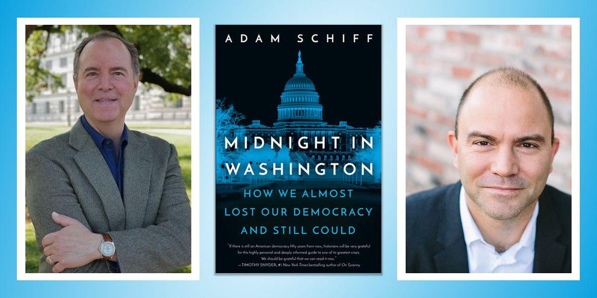 Rep. Adam Schiff   MIDNIGHT IN WASHINGTON with Ben Rhodes