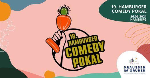 19. Hamburger Comedy Pokal \u2013 Draussen im Gr\u00fcnen \u2013 Hamburg