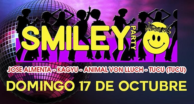MADRID HOUSE MUSIC \/ SMILEY PARTY :)