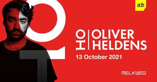 Oliver Heldens at Melkweg (ADE 2021)