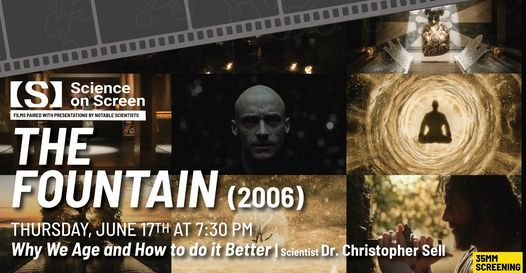 Science on Screen\u00ae: Why We Age and How to do it Better