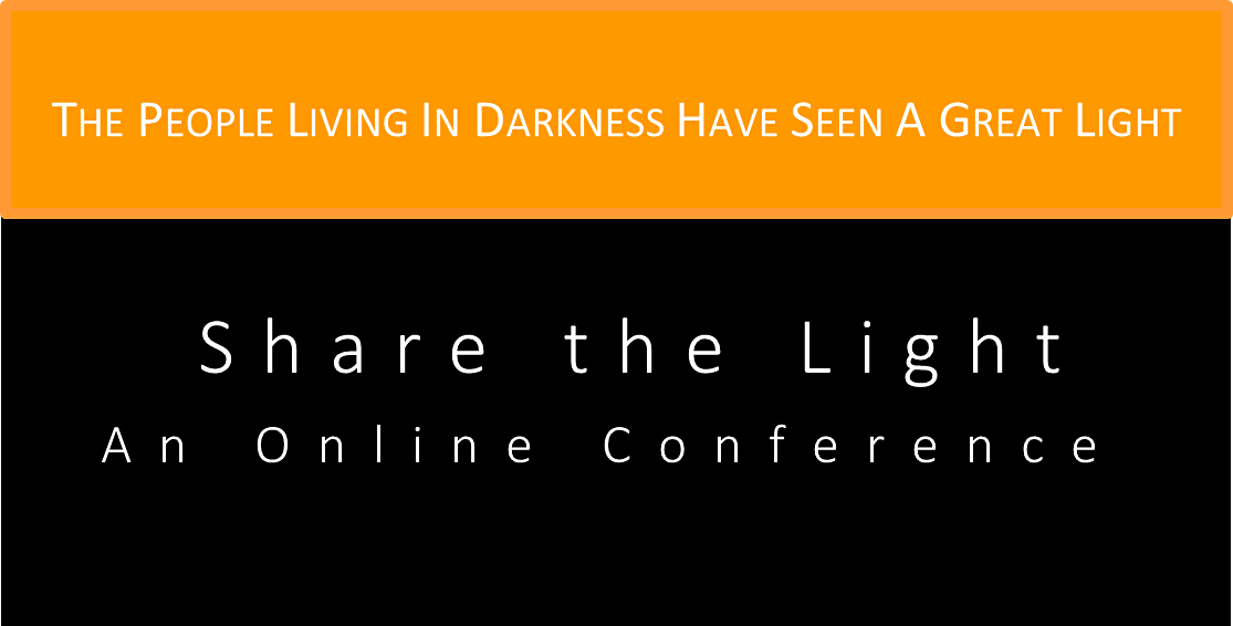 Share the Light Online Conference