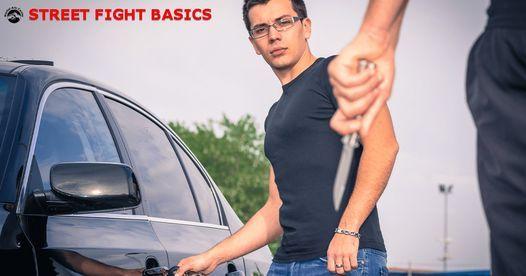 Street Fight Basics - Know Your Body