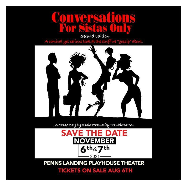 Conversations for Sista\u2019s Only Philly