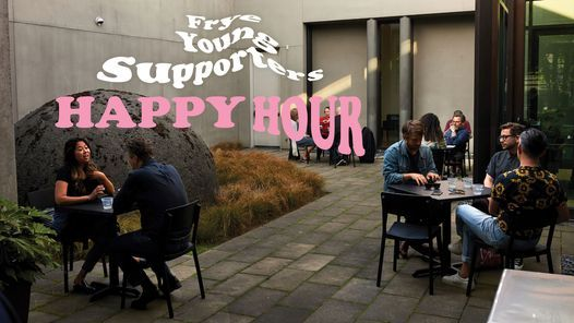 Young Supporters Happy Hour