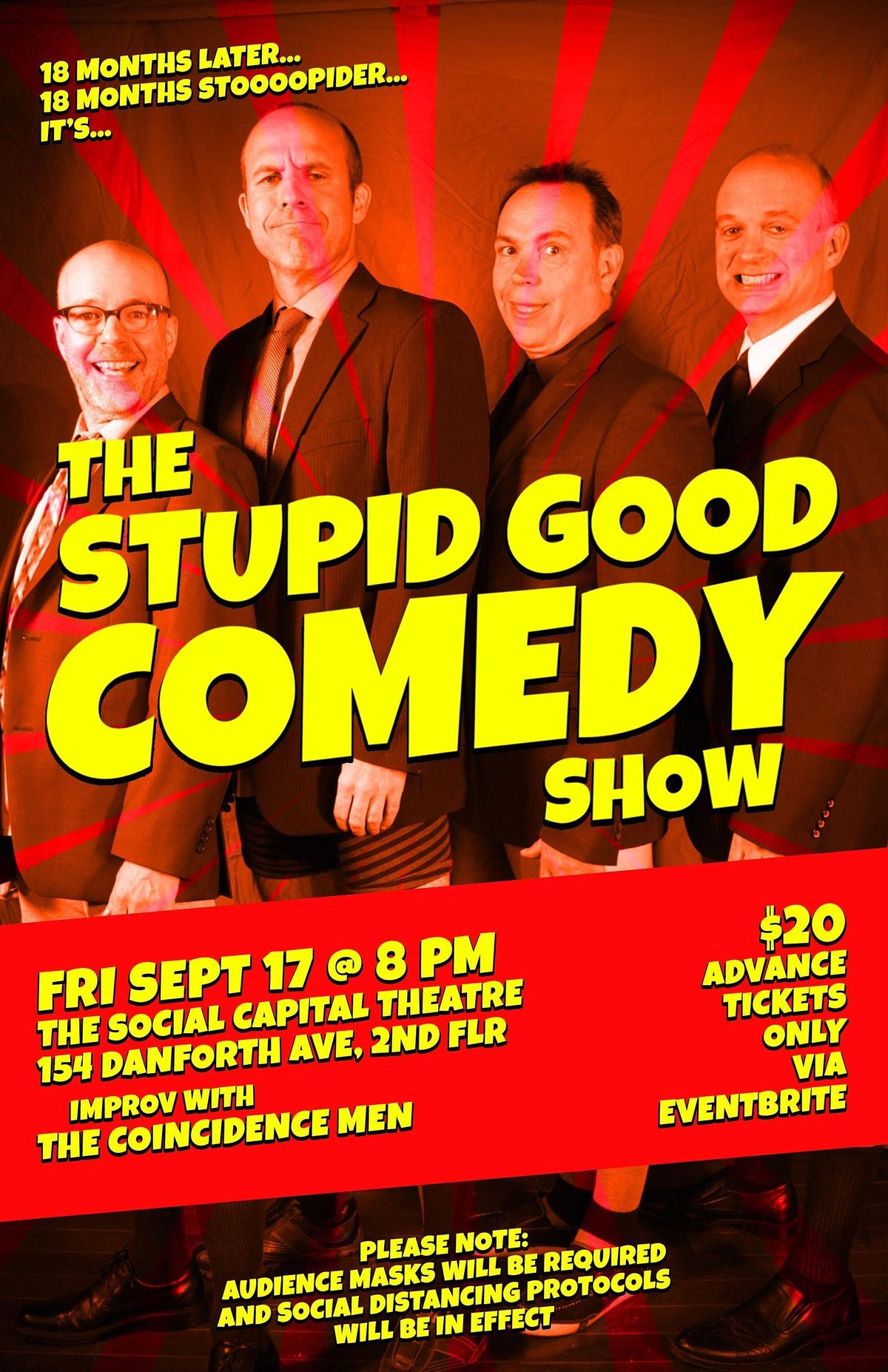 The Stupid Good Comedy Show