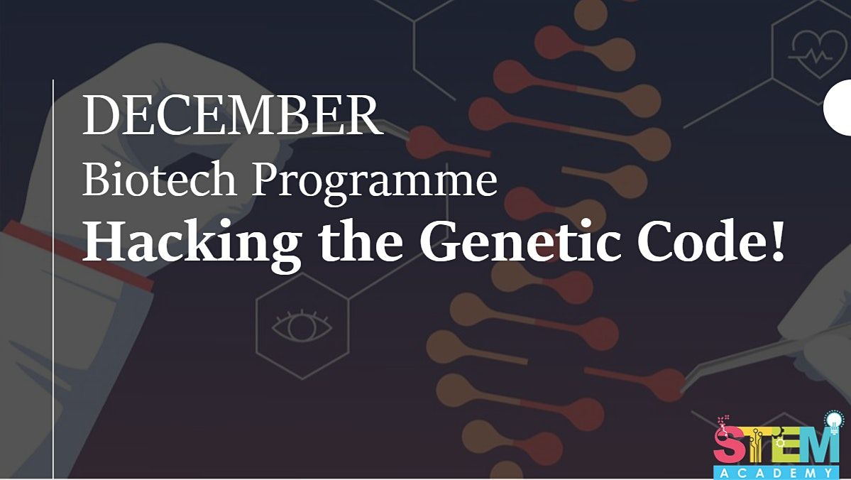 Hacking the genetic code!