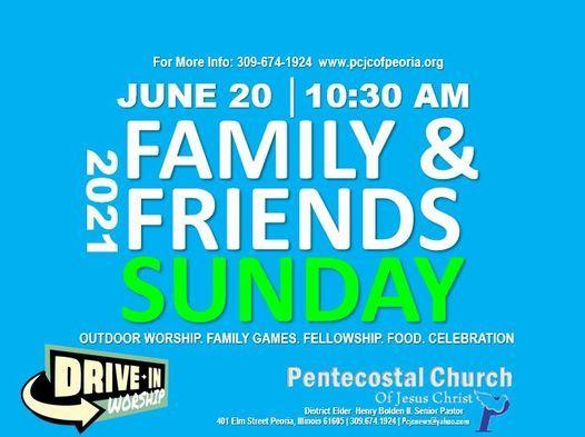 Peoria pentecostals of Pentecostals of