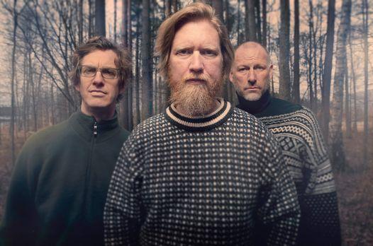 Helge Lien Trio \/\/ Nasjonal jazzscene