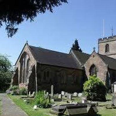 St Laurence Church Northfield