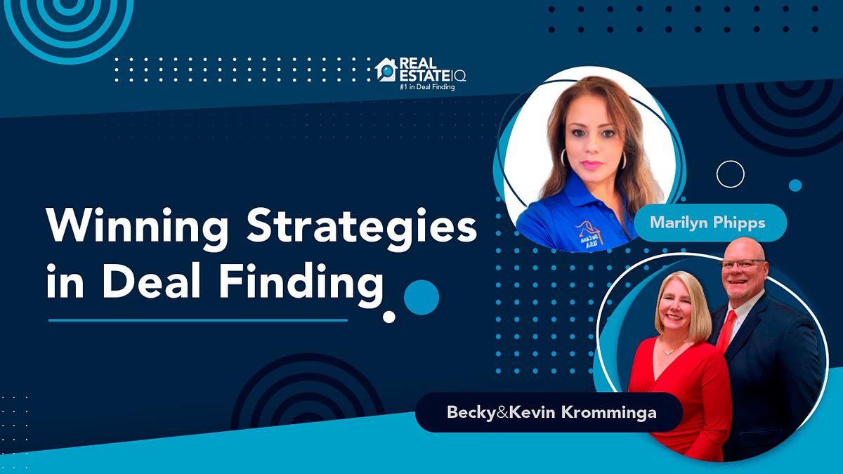 Winning Strategies in Deal Finding