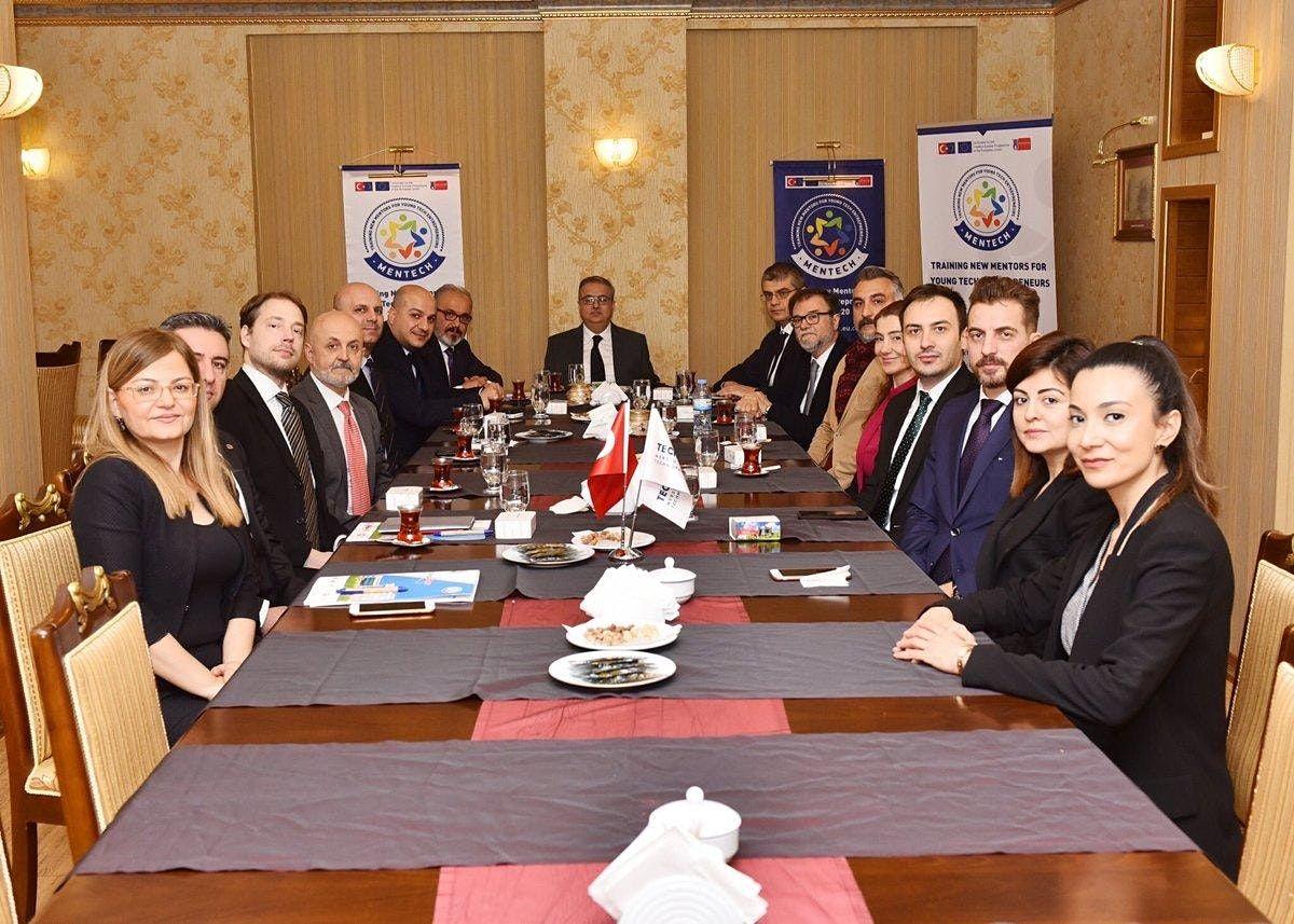 B2B Networking With Turkish Delegates   Dubai   30+  Delegates