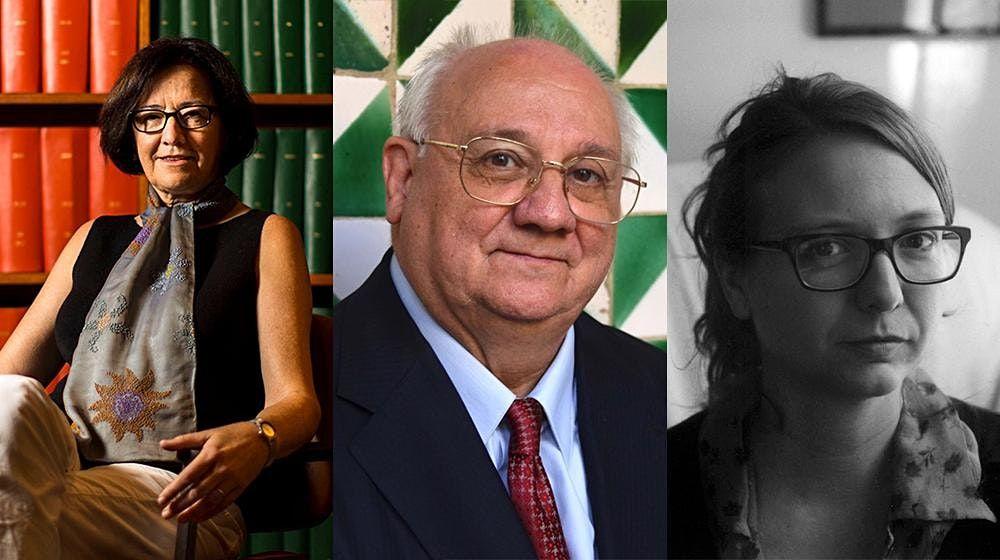 CCCB- Conversa amb Margaret McFall- Ngai, Ricard Guerrero i Carme Puche.