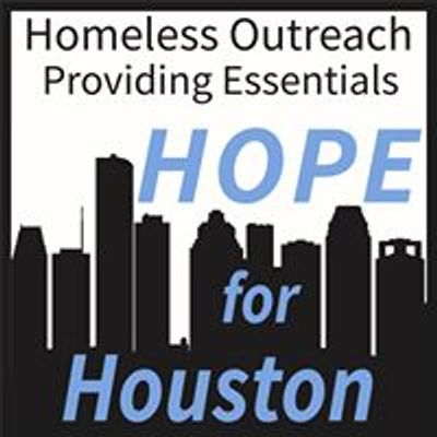 Homeless Outreach Providing Essentials for Houston