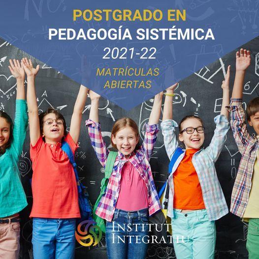 Postgrado en Pedagog\u00eda Sist\u00e9mica