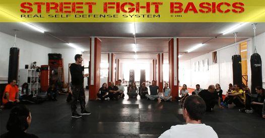 Street Fight Basics 1 - The Basics