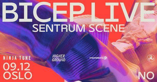 BICEP Live - Oslo, Sentrum Scene