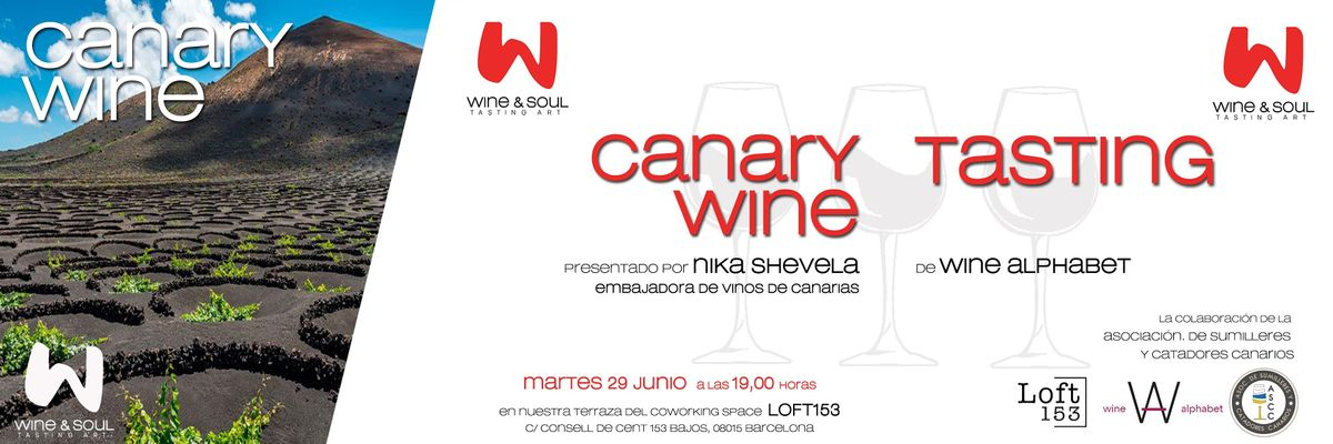 CANARY WINE TASTING