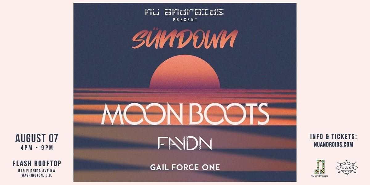 S\u00fcnDown: Moon Boots (21+)