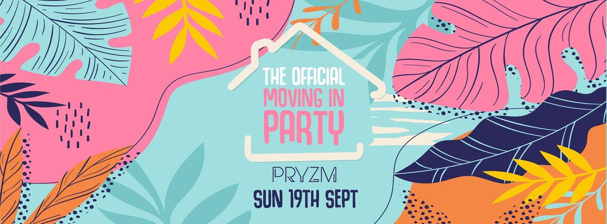 The Official 2021 Birmingham Freshers Moving in Party @ PRYZM!
