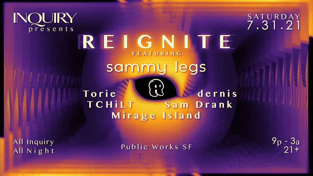 Inquiry Presents: Reignite