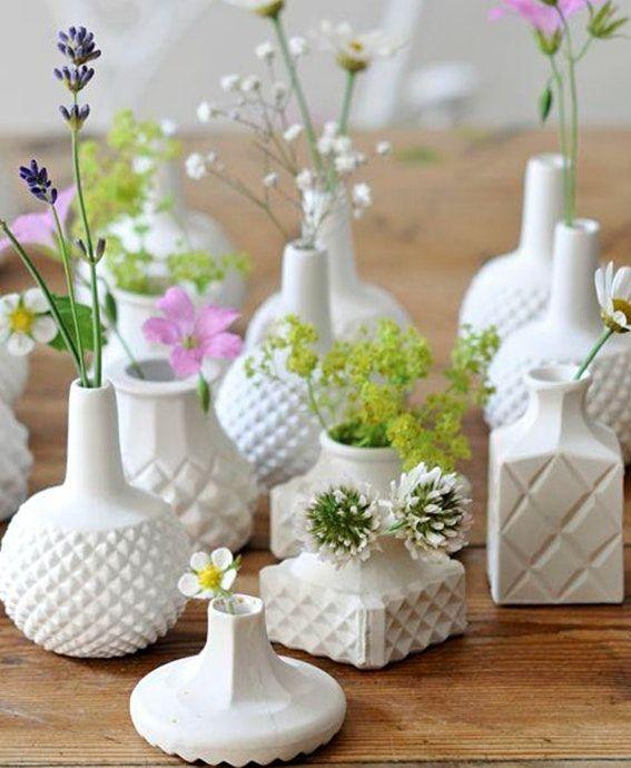 Make Your Own Flower Bud Vase   Pottery Workshop w\/ Siriporn Falcon-Grey