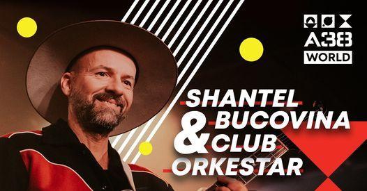 Shantel & Bucovina Club Orkestar \/A38 Haj\u00f3\/