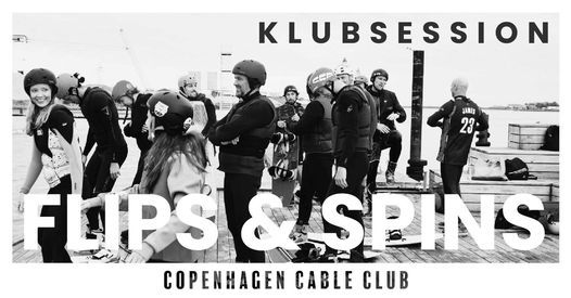 CCC Klubsession (Flips & Spins)