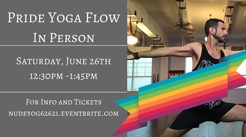 Growl: Pride Nude Yoga (For Men)