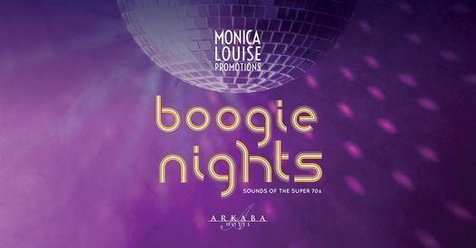 Boogie Nights feat Flaming Sambucas \/\/ Live at the Ark