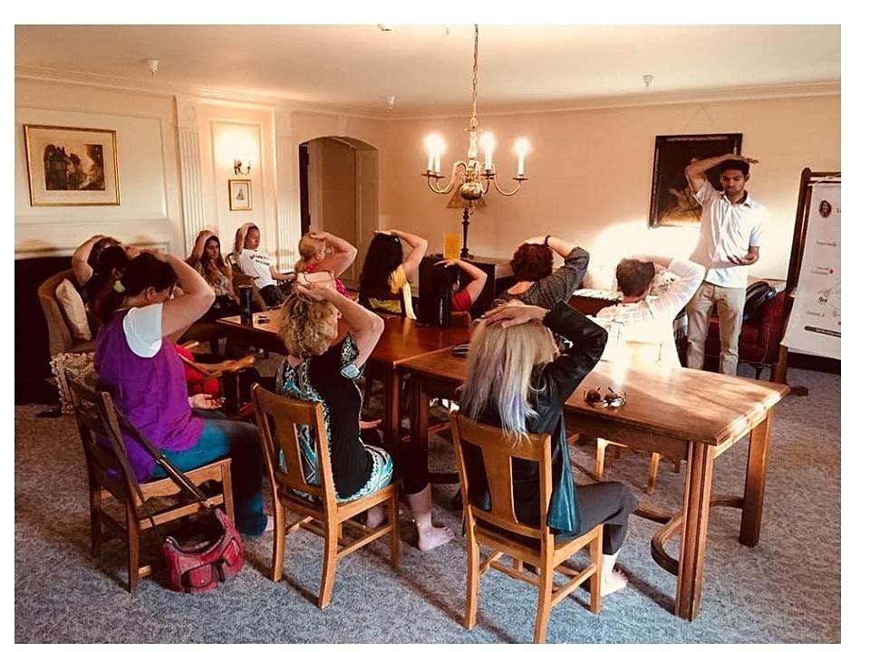 ONLINE: Let's Meditate London- Ealing Free Guided Meditation