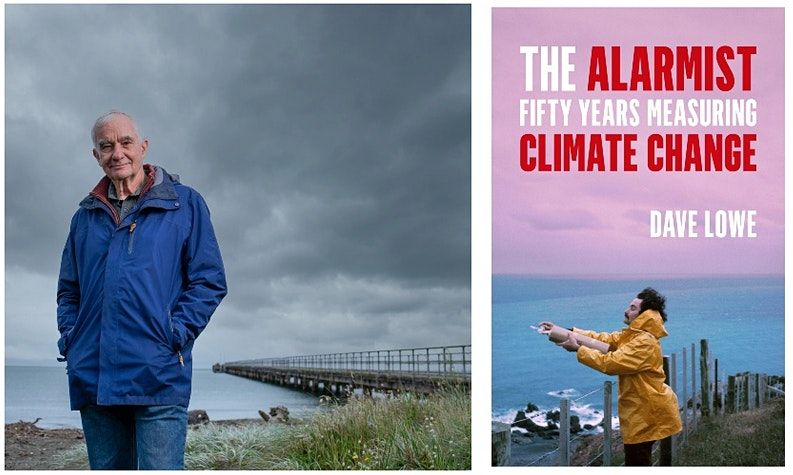 Public Lecture 'The Alarmist: Fifty Years Measuring Climate Change'