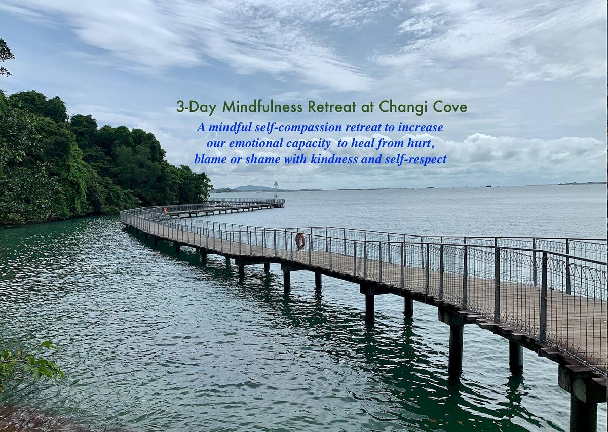 3-Day Mindfulness Course\/Retreat by A\/Prof.AngieChew & Dr Chris Germer
